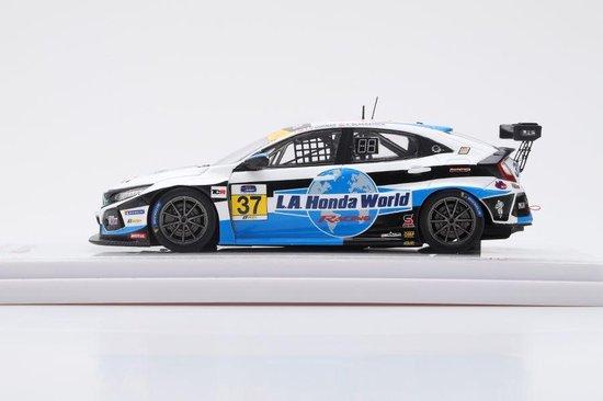 Honda Civic Type R TCR #37 Rolex 24Hrs Daytona 2019 Winner L.A. Honda World Racing 1-43 TSM Models