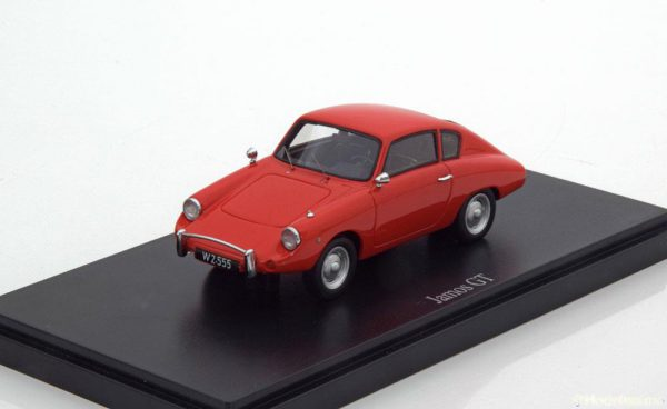 Jamos GT 1962 Rood 1-43 Autocult Limited 333 Pieces