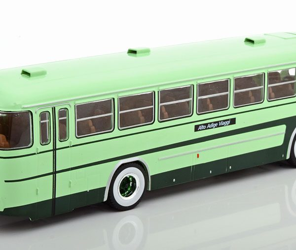 Fiat 306-3 1972 Groen 1-43 Ixo Models