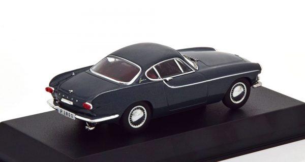 Volvo P1800 1963 Grijs 1-43 Norev