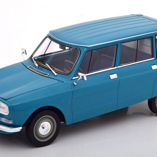 Citroen Ami 8 Break 1975 Blauw 1-18 Norev
