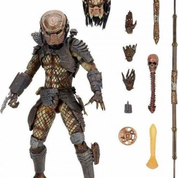 Predator 2: City Hunter 7 Inch Neca
