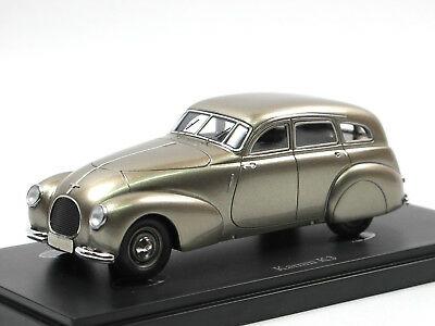 Kamm K3 (Germany, 1939) Grijs 1-43 Autocult Limited 333 Pieces