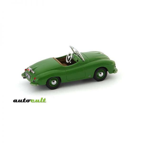 Gutbrod Superior Sport Roadster 1951 (Green) 1/43 Autocult Limited 333 Pieces