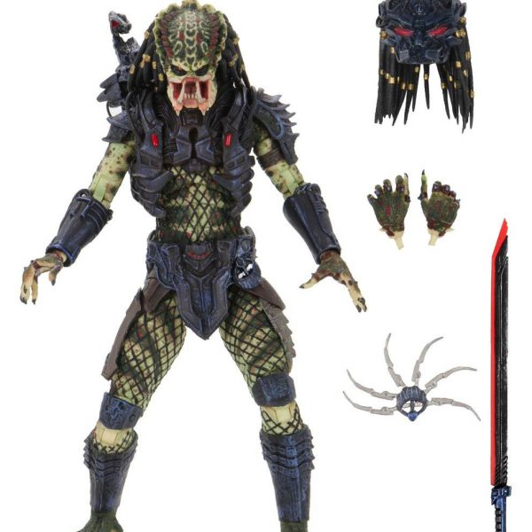 Predator 2: Ultimate Armored Lost Predator 17 inch / 18 cm Action Figure Neca