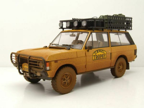 "Range Rover ""Camel Trophy"" Papua New Guinea 1982 Dirty Version 1-18 Almost Real"