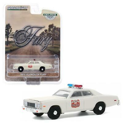 Plymouth Fury 1975 Atlanta Police 1-64 Greenlight Collectibles
