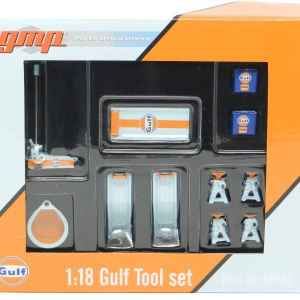 """Gulf"" Tool Set 1-18 GMP"