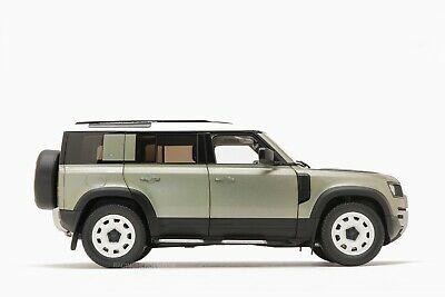 Land Rover Defender 110 2020 Pangea Groen 1-18 Almost Real