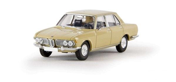 BMW 2500 Beige 1-87 Brekina