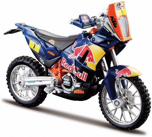 KTM 450 Rally #1 Dakar Rally 2013 Cyril Desires 1-18 Burago