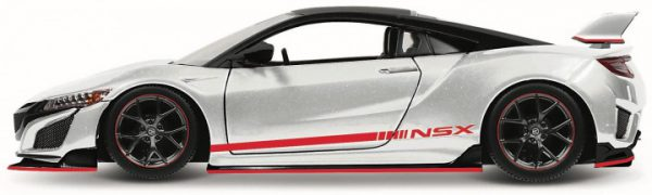 Acura NSX 2018 Parelmoer / Zwart 1-24 Maisto