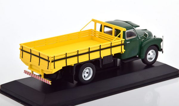 Chevrolet 6400 1949 Groen / Geel 1-43 Whitebox Limited 1000 Pieces