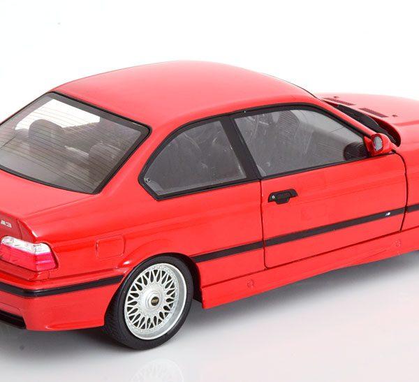 BMW M3 ( E36 ) 1994 Rood 1-18 Solido