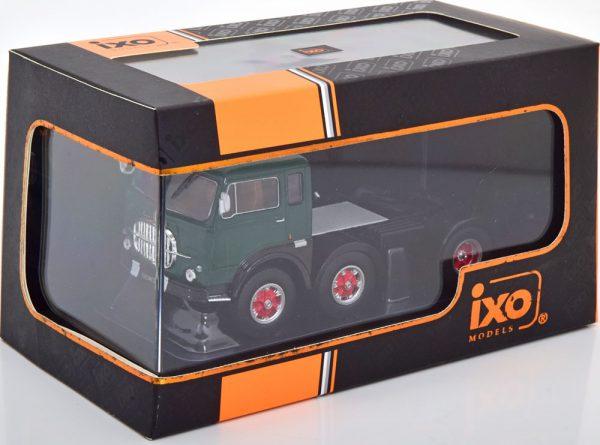 Fiat 690 T1 1961 Groen / Zwart 1-43 Ixo Models