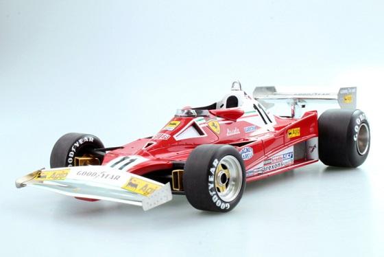 Ferrari F1 312 T2 #11 Niki Lauda - GP Zandvoort 1977 1-18 GP Replicas Limited 500 Pieces