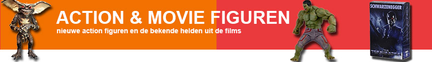 Action figuren - Movie figuren Schuiten miniaturen