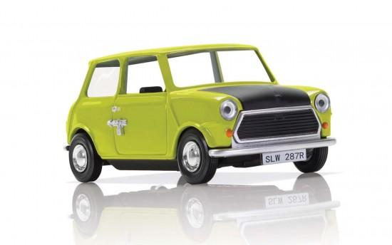 Mr Bean's Mini Cooper ( 30 Years of Mr Bean ) 1-36 Corgi