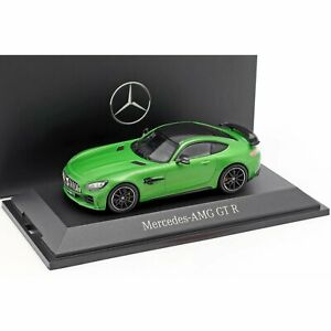 Mercedes Benz AMG GT-R Green Hell Mango 1-43 Norev ( Dealer )