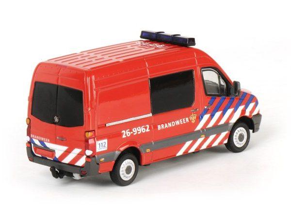 Volkswagen Crafter Brandweer 1-50 Rood WSI Collectibles