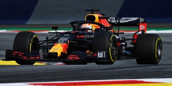 Aston Martin Red Bull Racing RB16 #23 Styrian GP 2020 A.Albon 1-43 Minichamps Limited 270 Pieces