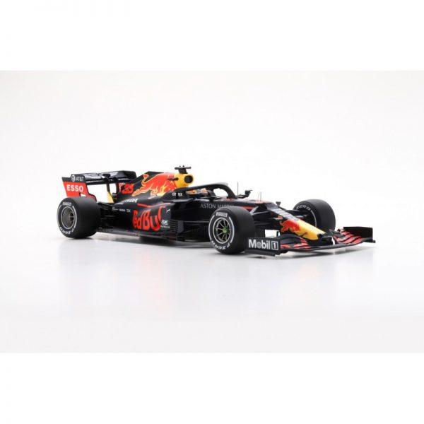 Aston Martin Red Bull Racing RB16 Barcelona Test 2020 Max Verstappen 1-18 Spark