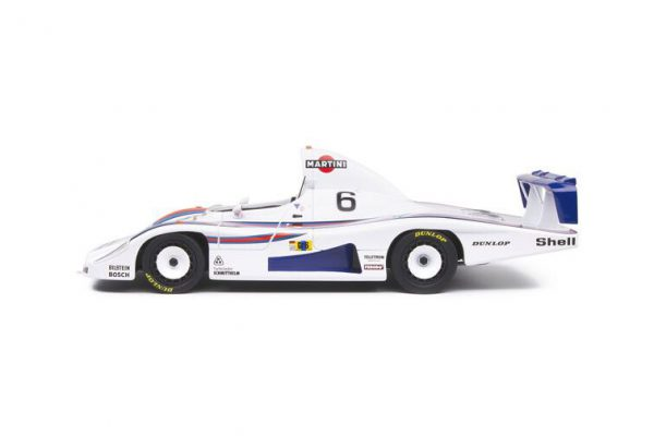 "Porsche 936 24Hrs Le Mans '78 #6 ""Martini"" Wollek/Barth/Ickx 1-18 Solido"