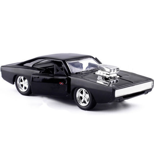 "Dodge Charger 1970 ""Dom's Fast and The Furious"" 1-32 Jada Toys"