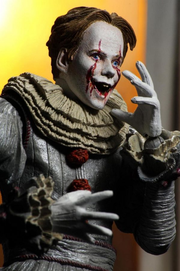 IT: Chapter Two Ultimate Pennywise 7 inch Action Figure Neca