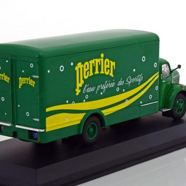 """Berliet GLR 8M """"Perrier"""" 1960 Groen 1-43 Ixo Models"""