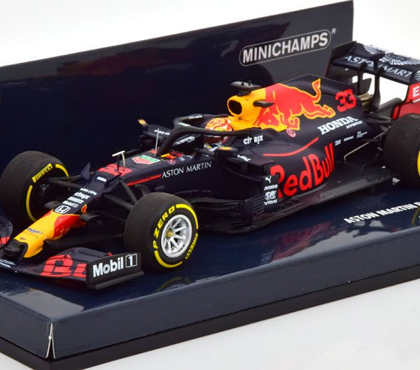 Aston Martin Red Bull Racing RB16 Max Verstappen Styrian GP 2020 1-43 Minichamps Limited 768 Pieces