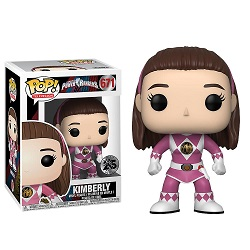 Funko Pop Kimberly #671 Saban's Power Rangers