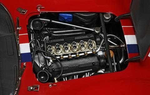 Ferrari 250 GTO #46 NUR 1963 Red 1-18 Kyosho Hi End Model