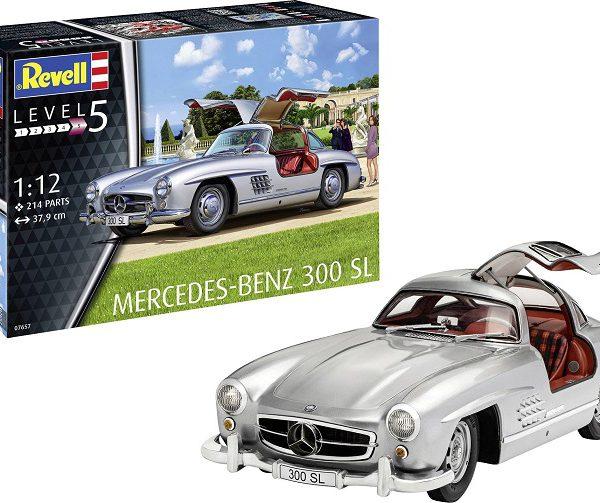 Mercedes-Benz 300 SL 1-12 Bouwdoos Revell