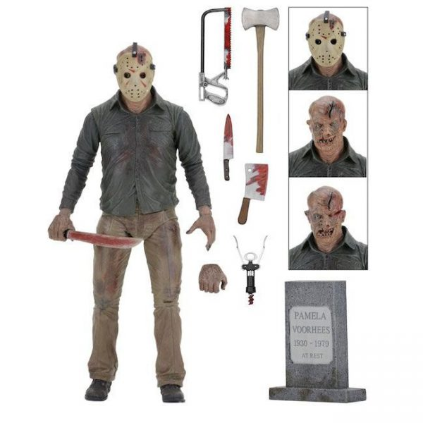Friday The 13th Part VI Jason Lives 7 Inch / 17 cm Neca