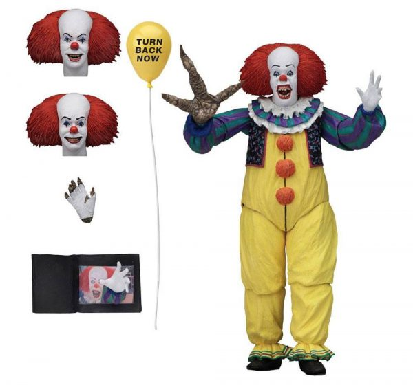 IT The Movie 1990: Ultimate Pennywise 7 inch/ 18 cm Action Figure Neca