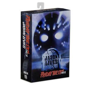 Friday The 13th Part VI Jason Lives 7 Inch / 17 cm Neca