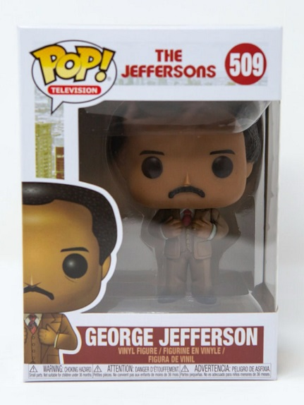 Funko Pop George Jefferson #509 The Jeffersons