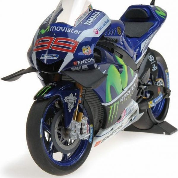 Yamaha YZR-M1 Jorge Lorenzo Movistar Yamaha MotoGP 2016 1-18 Minichamps