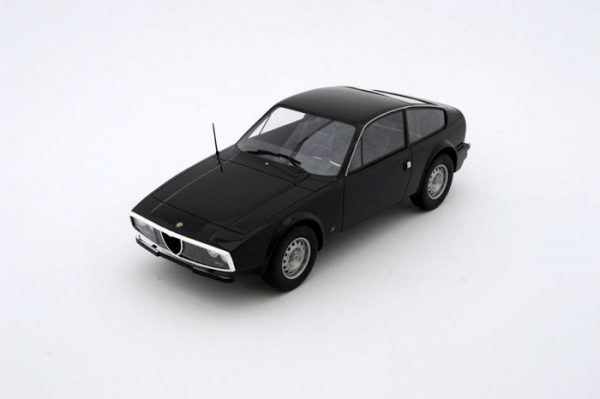 Alfa Romeo Junior Zagato 1300 GT 1969 Zwart 1-18 BOS Models Limited 1000 Pieces