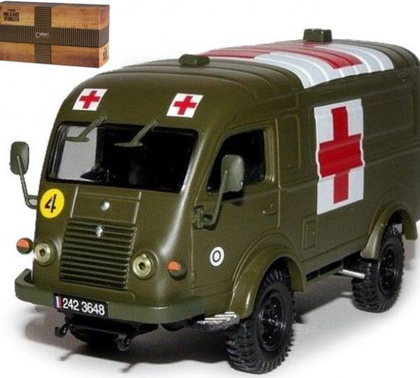 "Renault 1000kg ""Ambulance"" 1950 Groen 1-43 Atlas"