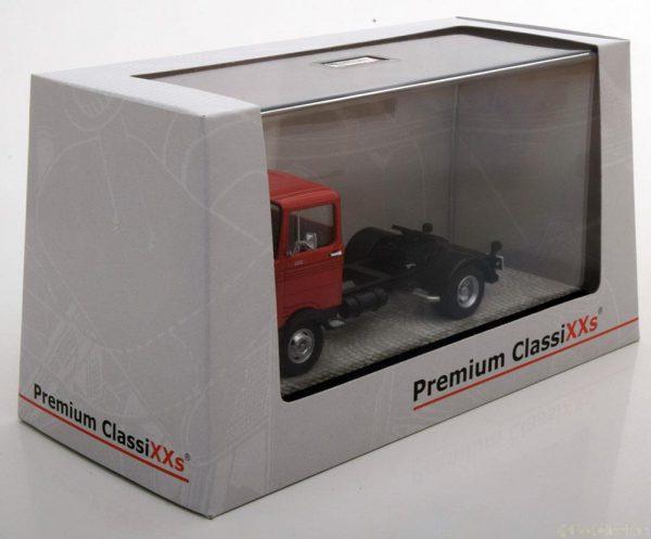 Mercedes-Benz LP608 Rood 1-43 Premium Classixxs