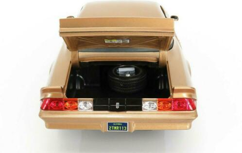 """Chevrolet Camaro Z/28 1979 """"Terminator 2/Judgement Day"""" Goud 1-18 Greenlight Collectibles"""