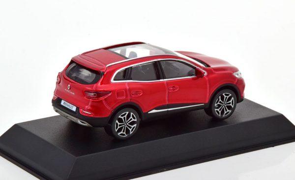 Renault Kadjar 2020 Rood Metallic 1-43 Norev