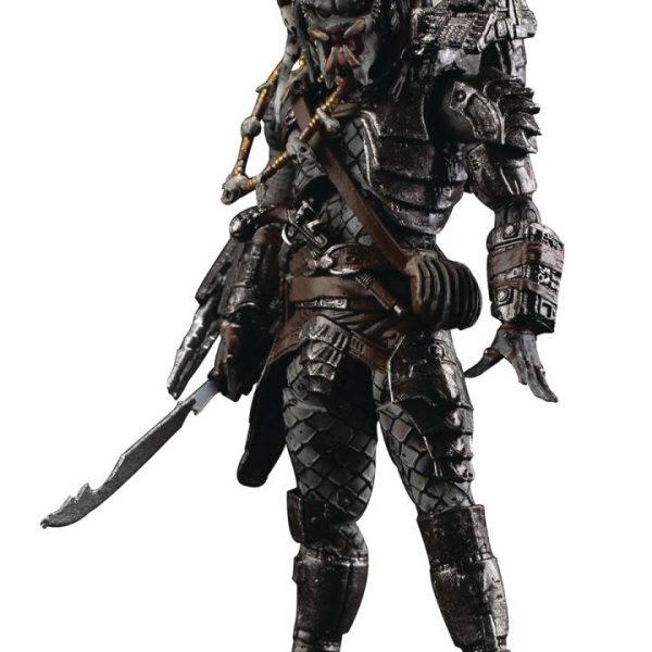 Predator 2: Exquisite Mini - Elder Predator Version 2 1:18 (ongeveer 11 cm) Hiyatoys