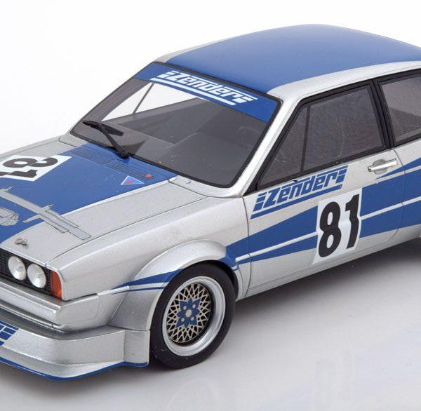 Volkswagen Scirocco I Gr. 2 #81 DRM Eifelrennen Nürburgring 1978 Werner Dittert 1:18 BOS Models Limited 504 Pieces