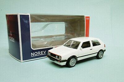 Volkswagen Golf II GTi 1990 Wit 1-43 Norev Jet Car
