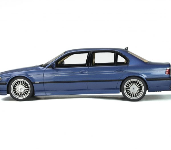 BMW Alpina B12 6.0 V12 ( E38 ) 1999 Alpina Blue 1-18 Ottomobile Limited 3000 Pieces