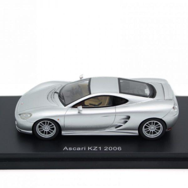 Ascari KZ1 2006 Zilver 1-43 BOS Models