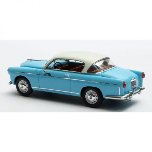 Alfa Romeo 1900 Super Boano Primavera 1955 Blauw/Wit 1-43 Matrix Scale Models Limited 408 pcs.